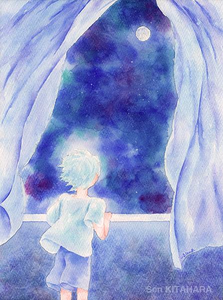 月の幻想 | Fantasy of the Moon