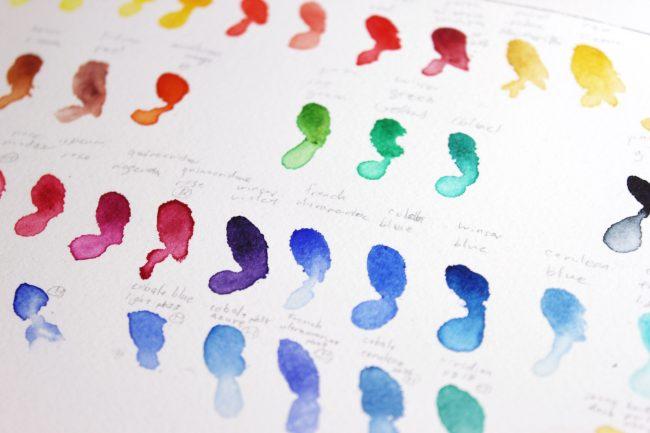 colorchart