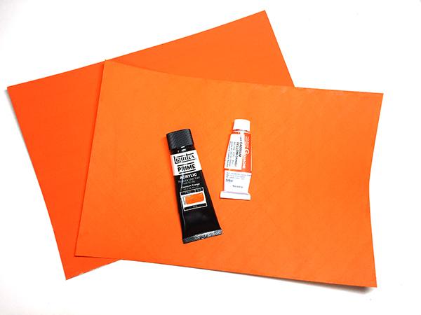 アナログできれいにベタ塗りする方法